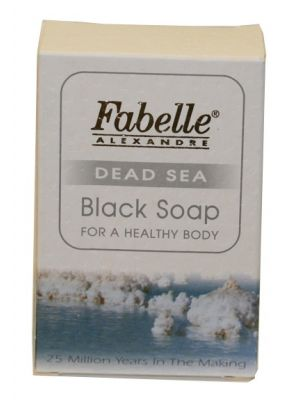 Black Dead Sea Soap - 140 gram
