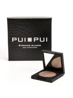 Striking Glance Duo Eyeshadow - 2,8 gram met spiegel