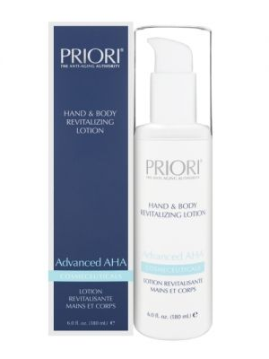 Priori® Advanced AHA Hand & Body Revitalizing Lotion - 180ml