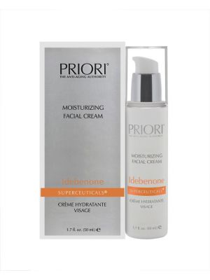 Priori® Idebenone Complex Moisturizing Facial Cream - 50ml