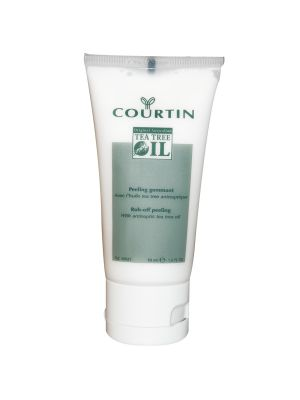 Courtin rub-off peeling met tea tree oil - 50ml