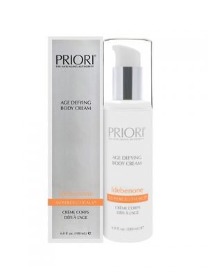 Priori® Idebenone Complex Age Defying Body Cream - 180ml