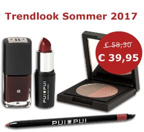 Make-up trendlook 2017