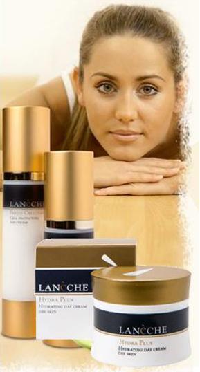 Hautpflegeprodukte von Lanèche